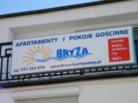 Pokoje gościnne i apartamenty Bryza Darłówko bosmańska 23