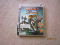 Gra Ps3 ,,Ratchet & Clank Quest For Booty''.