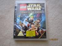 Gra Ps3 ,,LEGO Star Wars The Complete Saga