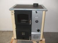 Piecokuchnia - kocioł c.o. TEMY +12 kW