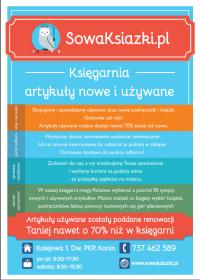 Księgarnia - artukuły nowe i używane