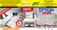 Skaner biurowy Epson DS-530 35 str./min A4 Nowy Solidny