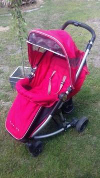 Wózek spacerówka Coto Baby Torino