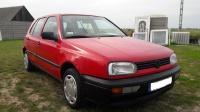 VW Golf 3 .1,6 GAZ  15zl/100km  94r 1250zł