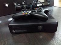 Xbox 360 + kinect + gry + dysk