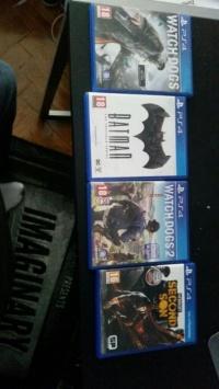 Używane gry na konsole Playstation 4
