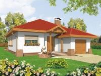 Nowy energooszczędny dom Konin Morzysław