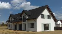 Sprzedam NOWY dom w Rudzicy - 5 km od Konina, 135 m2, garaż