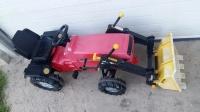 Sprzedam traktor z kipowarka firmy Rolly Toys