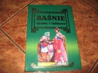 Zestaw książek z Baśniami dla dzieci