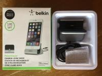 Stacja dokująca Belkin do iPhone serii 5/6