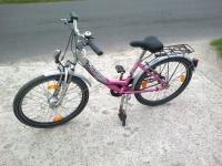 Rower damka młodzieżowy Aluminiowy PEGASUS 24 /