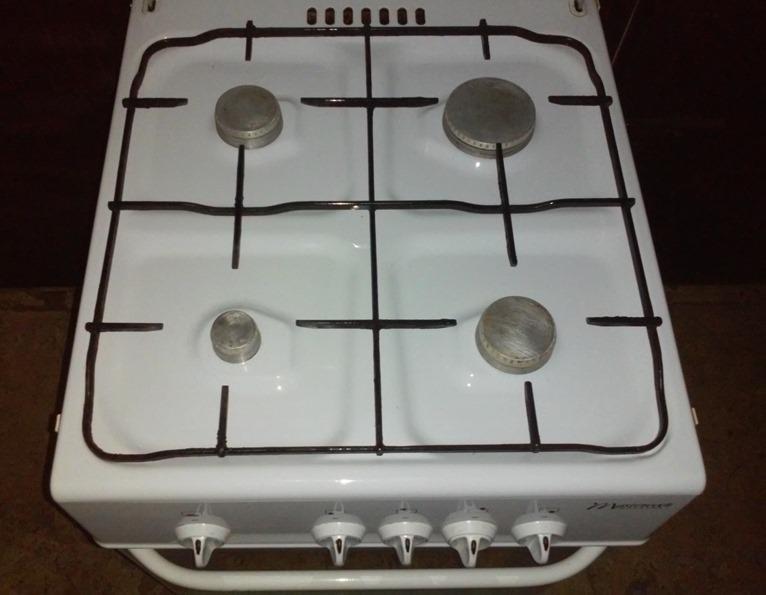 Ogłoszenie  kuchnia gazowa Mastercook