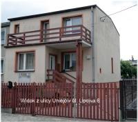 Pilnie sprzedam dom bliźniak piętrowy w Uniejowie