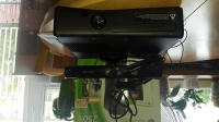 Xbox 360 dysk 500gb +kinect+sluchawki+14 gier cena 1000 pln