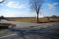 WĘGLEW DZIAŁKA AG 5.320 m2 / pod stację paliw, budynek handl