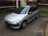 Peugeot 206 rok 2003 1.4 HDI