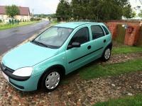 @@Opel Corsa C 1,7Cdti 2001/02Rok @@