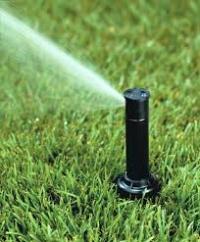 Montaż systemu automatycznego nawadniania ogrodu