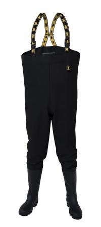 Spodniobuty Standard Czarne lub Zielone, Dla wędkarzy, PVC