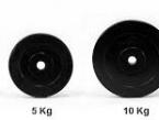 Nowe obciążenia bitumiczne 4x1,25 kg.