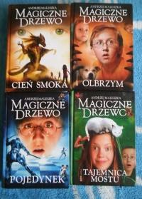 Książki z serii MAGICZNE DRZEWO