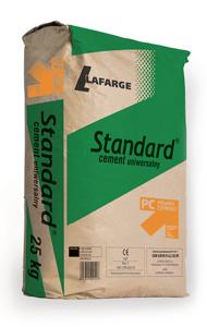 Cement LAFARGE 400zł/tona