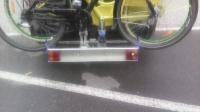 Bagażnik rowerowy Twinny Load na 2 rowery