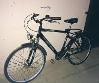 Sprzedam męski używany rower City Star