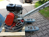 Zacieraczka / krawędziarka do betonu BAUTECH 600mm