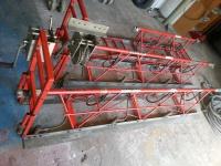 Listwa wibracyjna-pneumatyczna do betonu 6,1m BAUTECH