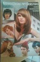 2 książki fryzjerskie