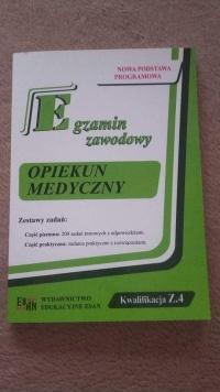 egzamin zawodowy- opiekun medyczny