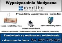WYPOŻYCZALNIA MEDYCZNA & SPRZEDAŻ Mediko 607 179 623