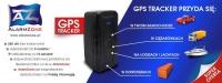 ZABEZPIECZENIA DO PRZYCZEP- Lokalizator GPS AZ16000