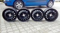 Felgi stalowe 4x100 Opel, Volkswagen stalowki 4 sztuki