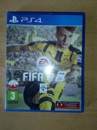 SPRZEDAM FIFA 17 PL PSP4