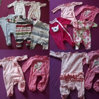 ubrania dla dziewczynki 56-62