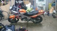 Yamaha tdr 125 99r
