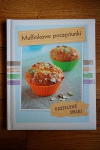 Muffinkowe poczęstunki - książka z przepisami na muffinki