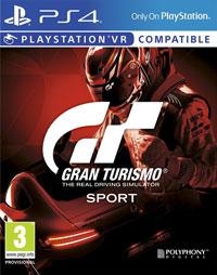 GRAN TURISMO SPORT PS4 NOWA