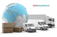 paczki, palety, przeprowadzki Pl- Se -Pl i inne kraje UE