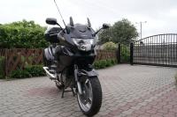 HONDA NTV 700 DEAUVILLE -ABS-3 KUFRY