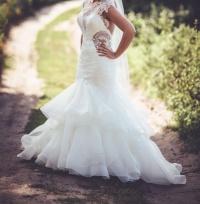 Niesamowita suknia ślubna Vanila Sposa
