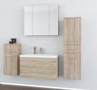 meble łazienkowe Reno umywalka w zestawie