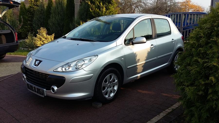 Ogłoszenie Sprzedam Peugeot 307 Fl 1 6 Hdi