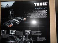 Thule EasyFold XT 933 - składany bagażnik rowerowy na hak