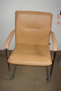 Sprzedam Krzesła konferencyjne RUMBA NOWY STYL 4 szt.