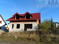 Golina - dom w stanie surowym blisko centrum miasta