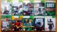 Xbox360 gry na sprzedaż/zamiane